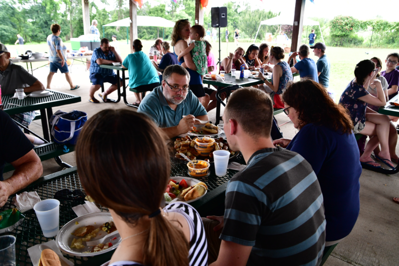 CONGREGATIONAL MEALS AND GRACE CAFES