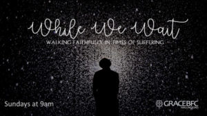 While We Wait: Walking Faithfully in Times of Suffering