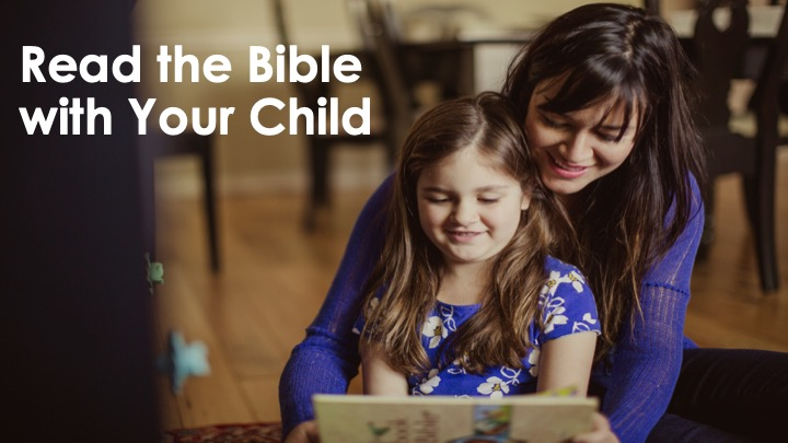 Read the Bible – With Family