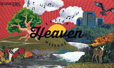 Message: Heaven & Hell - Life after Life after Death