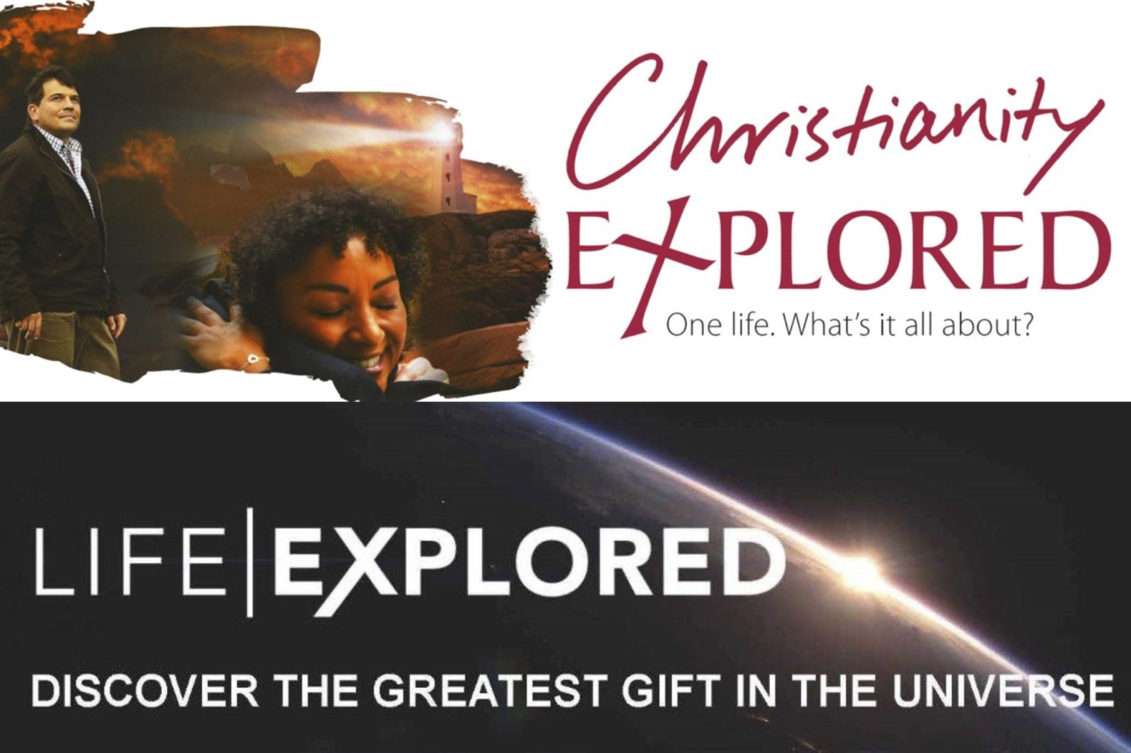EXPLORE CHRISTIANITY
