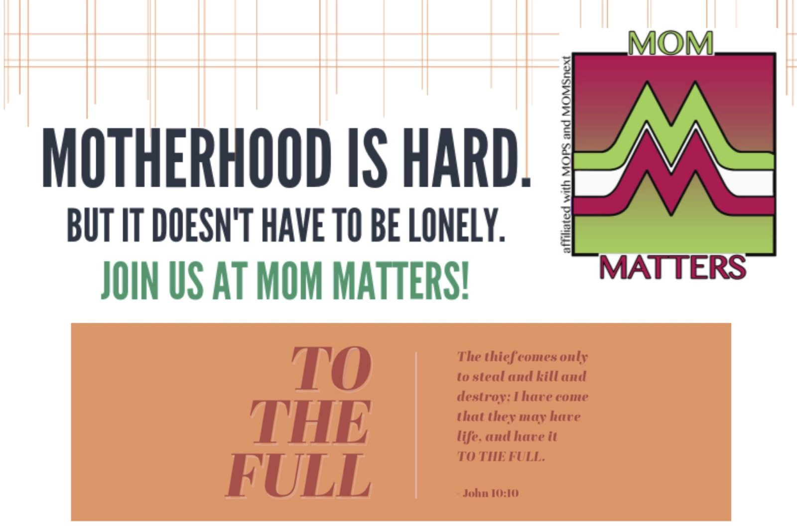 MOM MATTERS