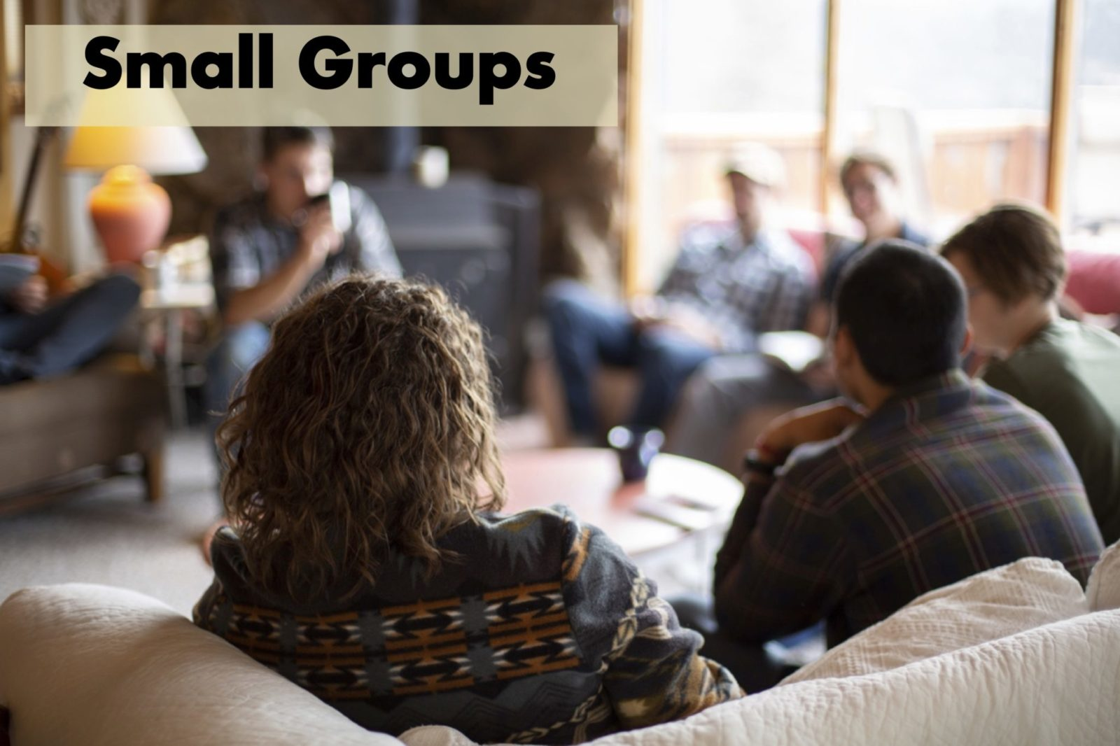 NEW SMALL GROUPS FORMING
