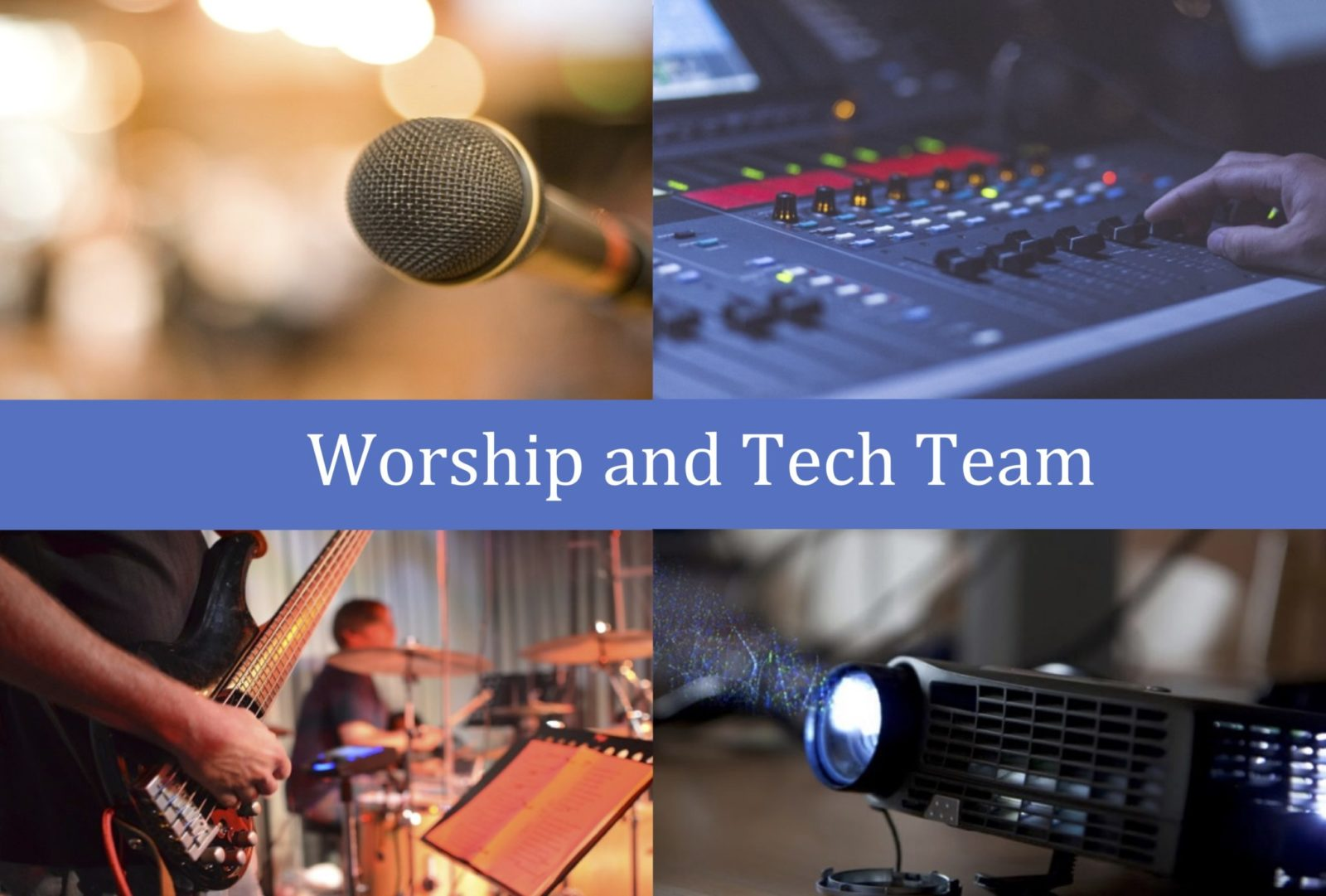 WORSHIP and TECH