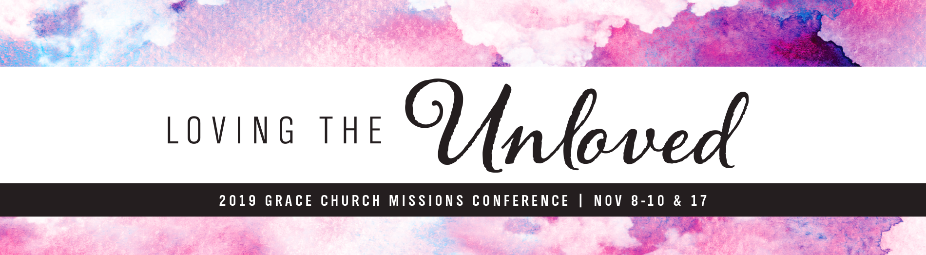 Mission Conference 2019 – Block 1